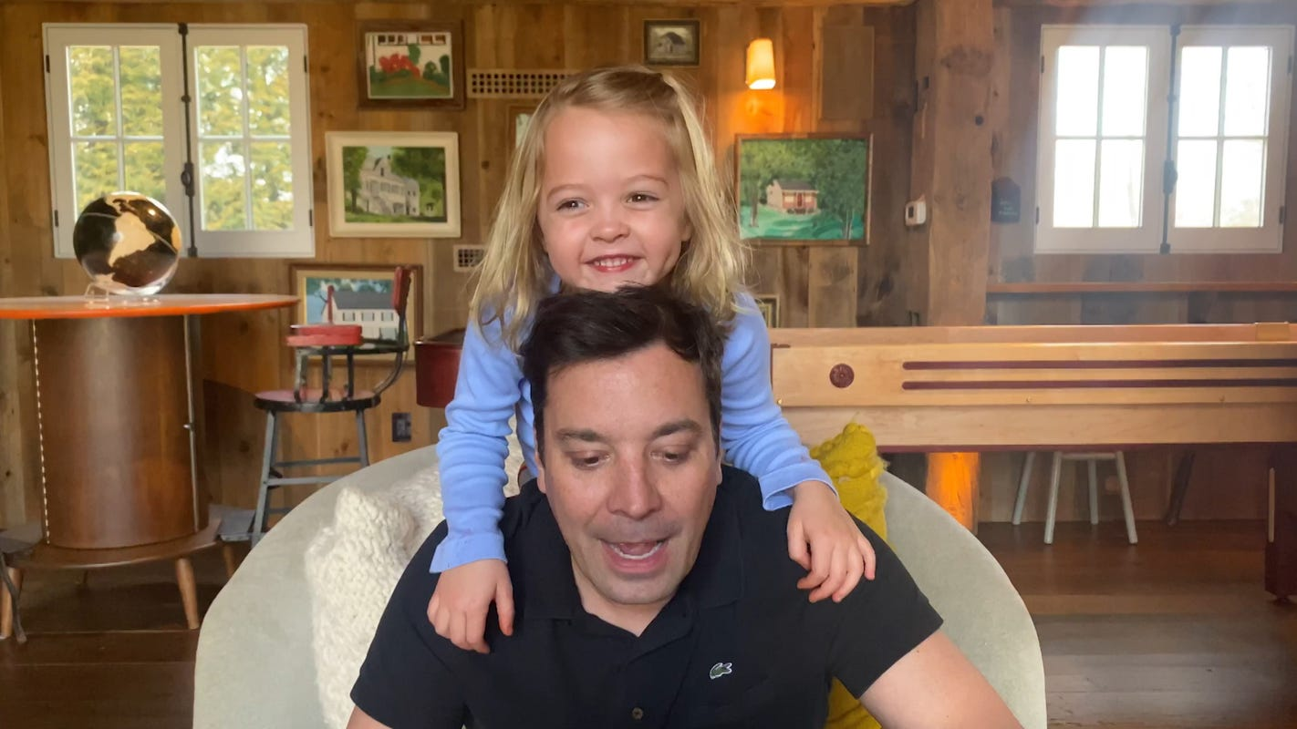 A day in the life of my quarantine: Read Jimmy Fallon's diary