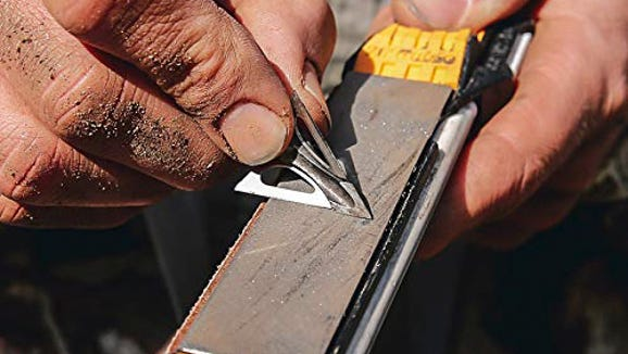 Knife sharpeners can serve a lot of purposes in a crisis.