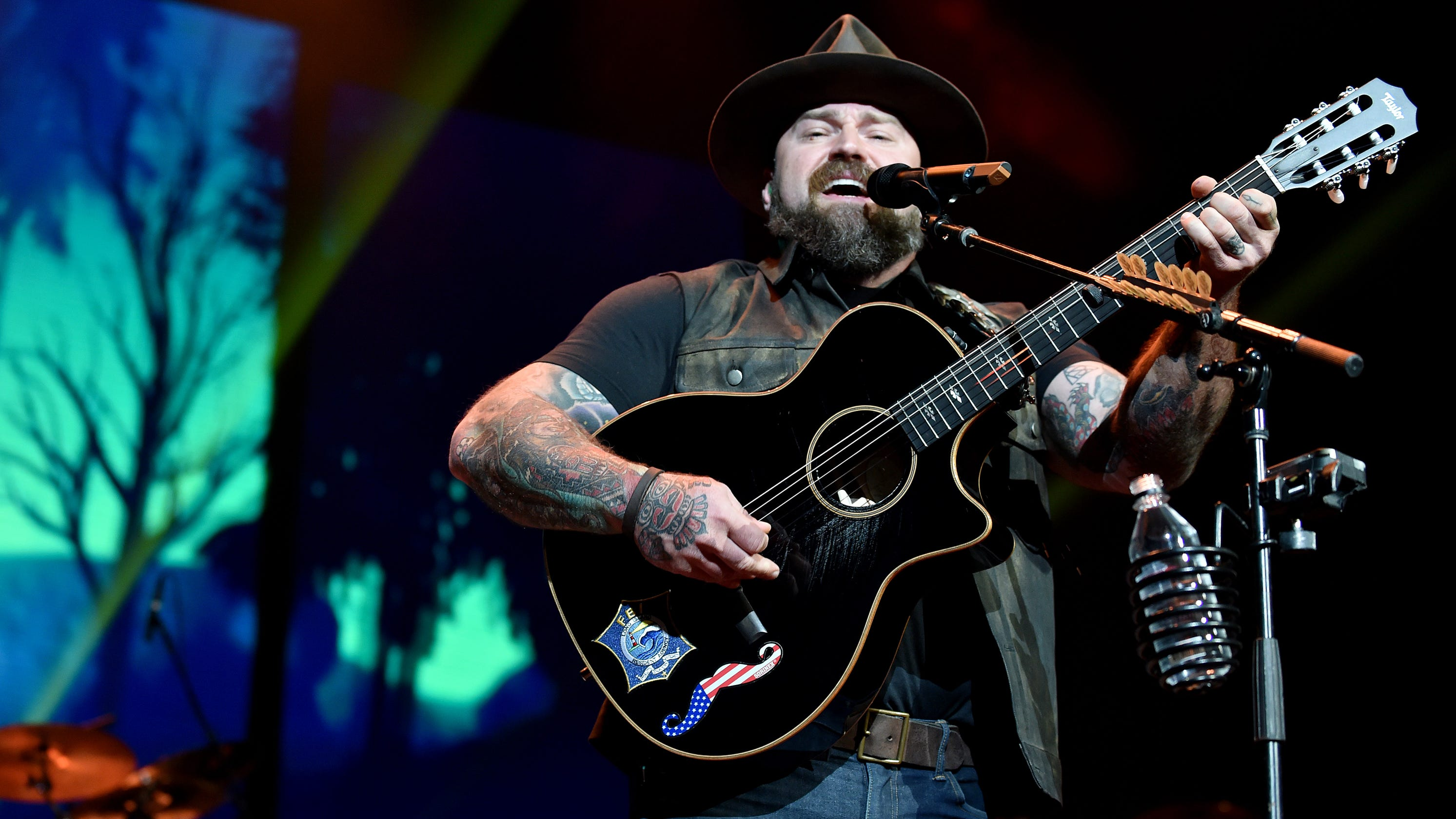 Zac Brown at Bethel Woods tickets on sale; summer lineup includes Toby Keith, James Taylor