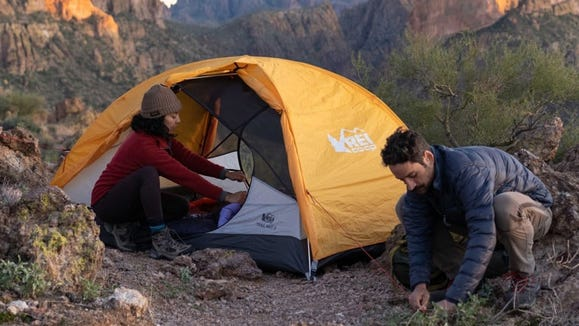 Save big on outdoors gear and clothing with this massive sale.