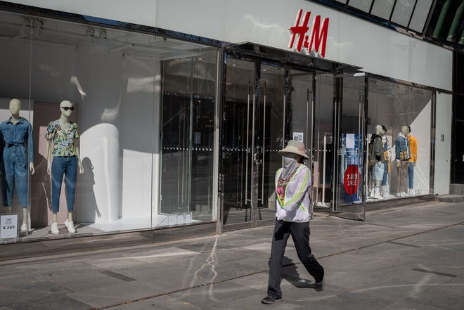 More than two-thirds of H&M's stores worldwide were temporarily closed as of March 23, 2020, due to the coronavirus pandemic.