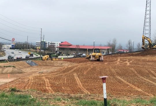 Ingles Markets is building a new store on this 7-acre site on Airport Road. While it's only 2.2 miles from the Fletcher Ingles, it's not designed to replace that store.