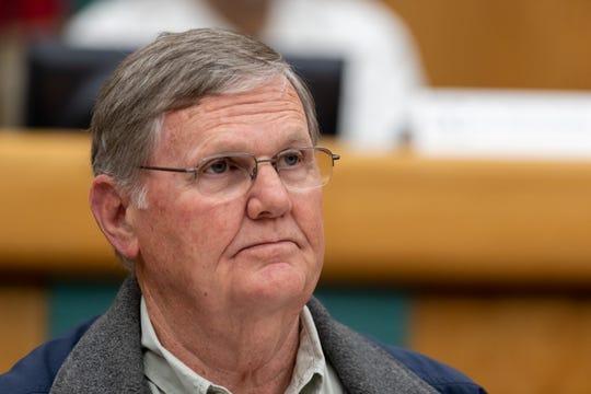 Corpus Christi Mayor Joe McComb confirmed the first case of COVID-19 coronavirus in Nueces County on Saturday, March 21, 2020.