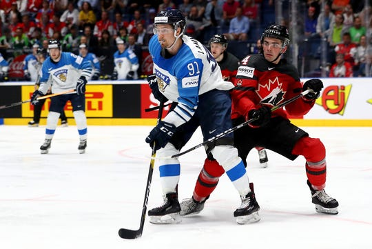 Because of the COVID-19 pandemic, the International Ice Hockey Federation announced the cancellation of the 2020 tournament.