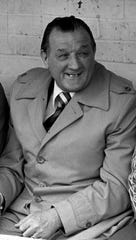 Former Liverpool manager Bob Paisley