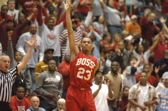 Cardell McFarland, a former Bosse star.