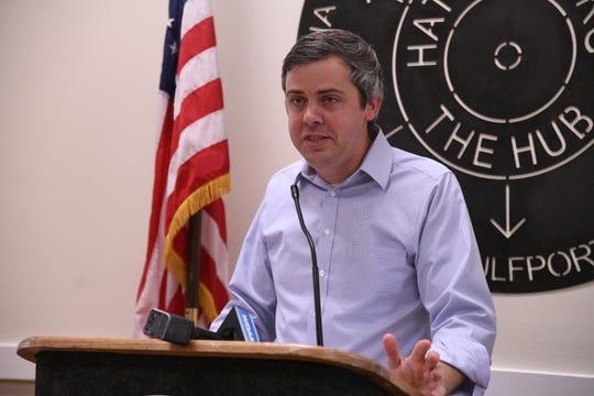 Hattiesburg Mayor Toby Barker