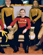 Memes related to Kentucky Gov. Andy Beshear and his handling of the coronavirus pandemic have spread across the internet in March 2020.