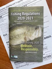Several new Wisconsin fishing regulations, including a statewide catch-and-release season for smallmouth and largemouth bass, go into effect April 1.