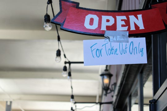 Many Visalia-area restaurants are open for takeout and delivery during the COVID-19 shelter in place order.