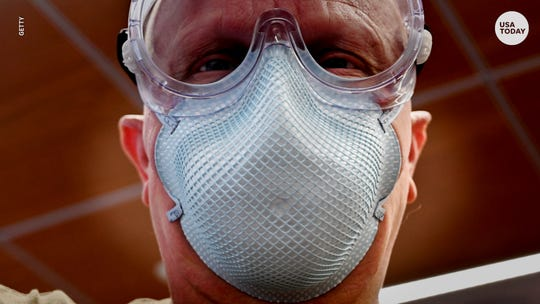 Fact check: Did the Obama administration deplete the federal stockpile of N95 masks?