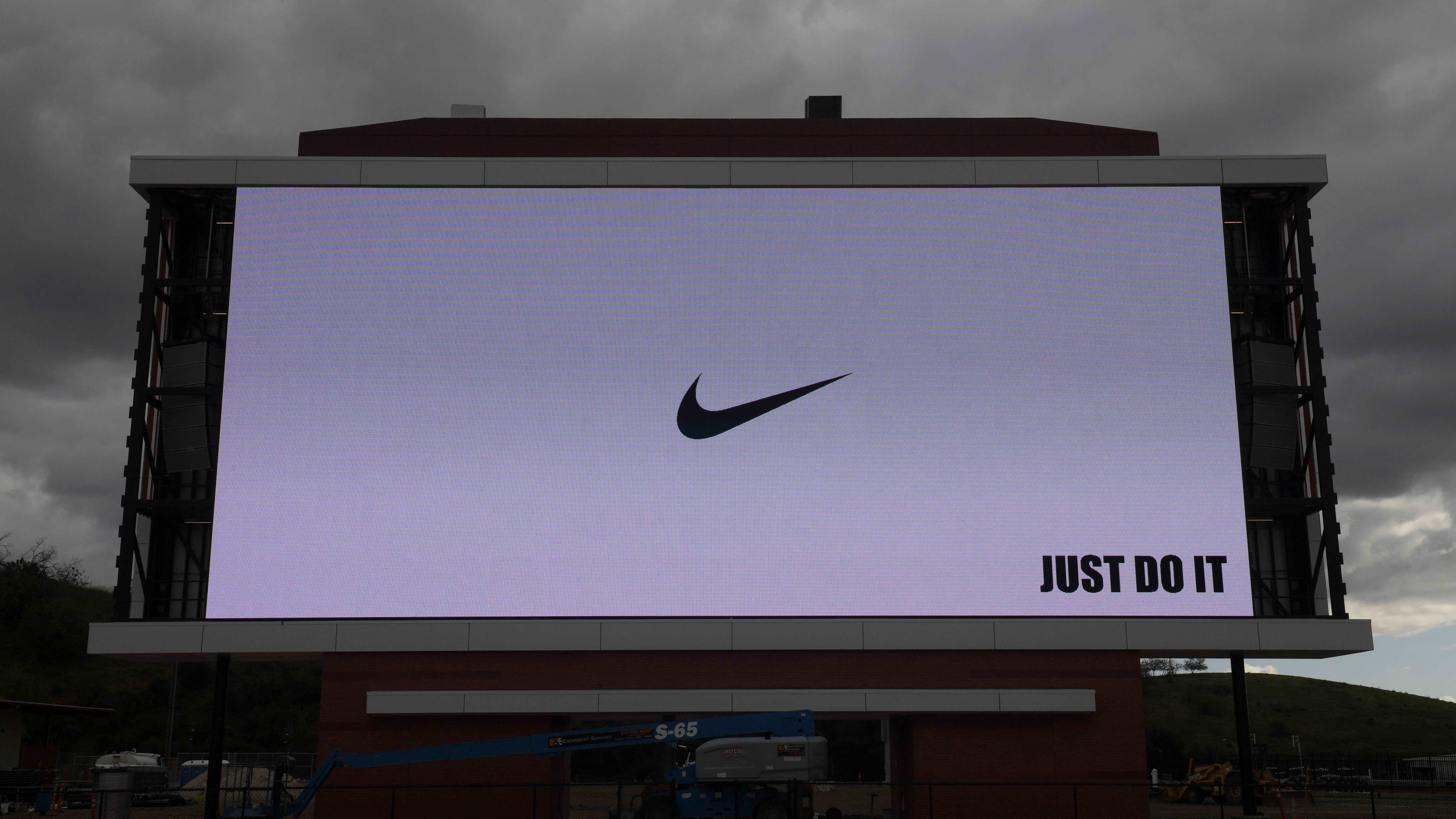 Coronavirus Nike Promotes Social Distancing In New Ad Campaign