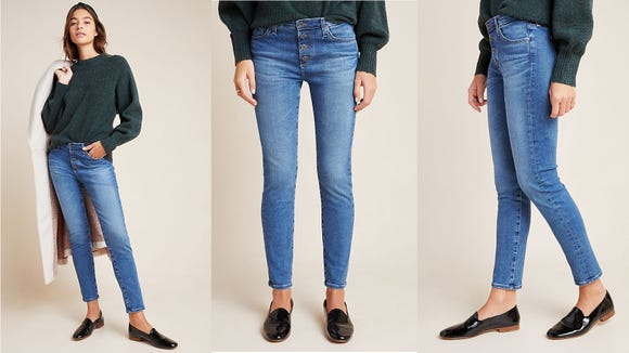 These jeans offer maximum comfort and versatility.