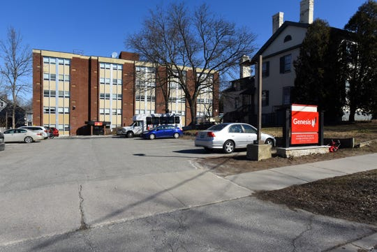 Burlington Health and Rehabilitation Center on Pearl Street in Burlington on Sunday, March 22, 2020. A resident of the nursing facility was one of the first two deaths in Vermont of patients who tested positive for the new coronavirus.