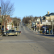 Main Street in Burlington was largely empty Sunday afternoon, March 22, 2020, as many businesses including bars and restaurants are closed and many people are staying home during the outbreak of COVID -19.