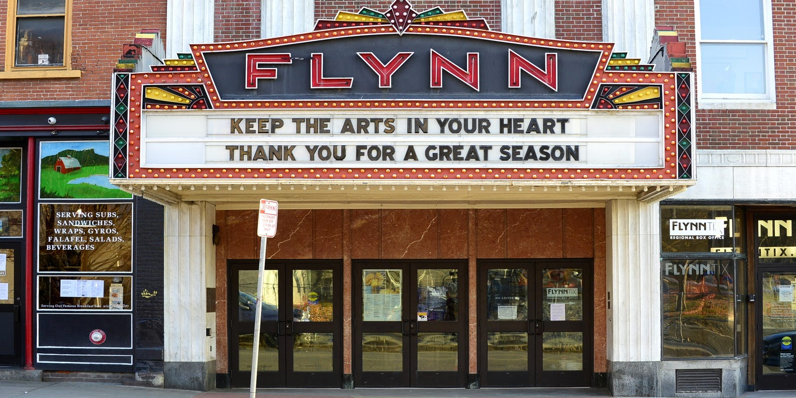 Burlington S Flynn Center Coronavirus Prevents 2020 Shows On Main Stage