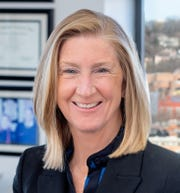 Moira Weir, president and CEO of the United Way of Greater Cincinnati