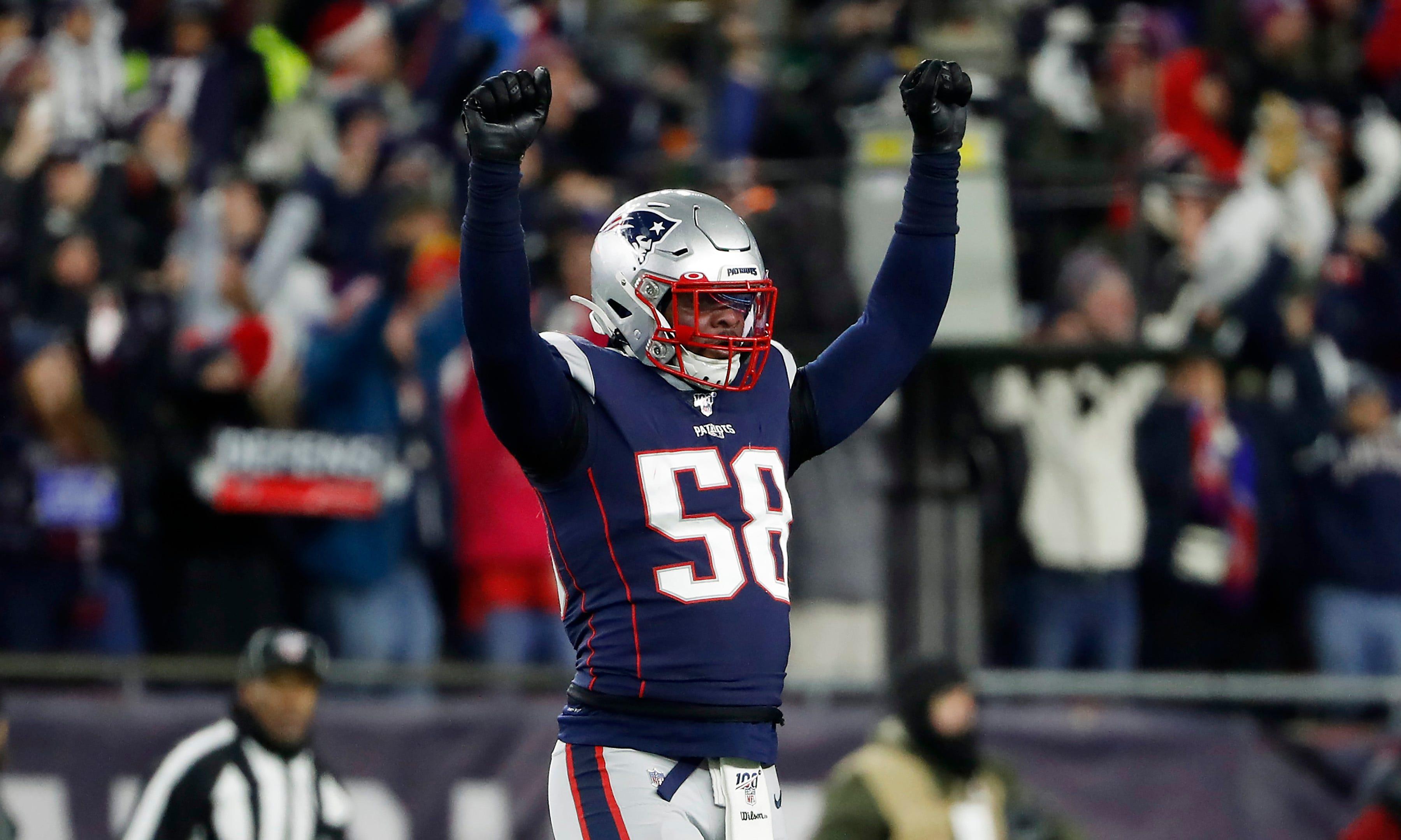 Jamie Collins NFL Jersey