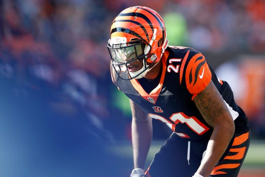 The Jaguars signed cornerback Darqueze Dennard, the former Michigan State star, this past week in free agency.