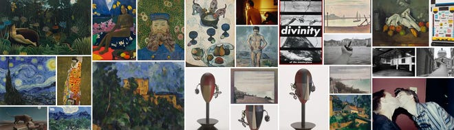Virtually tour the Museum of Modern Art in New York City with Google Arts & Culture.