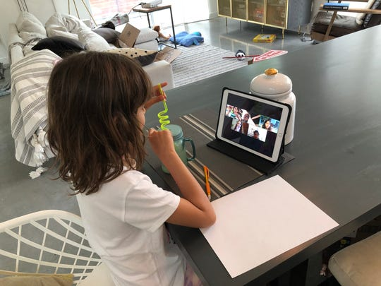WCS Superintendent Jason Golden said—at the live-streamed board meeting on Monday—that he would allow teachers to use video technology to communicate with students, upon principal approval.
