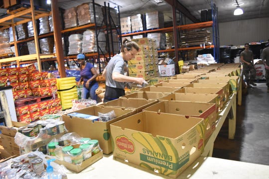 Cleco Power LLC donated $25,000 to Feeding Louisiana to assist in their lifesaving mission to provide food relief through its network of food banks during the COVID-19 pandemic.