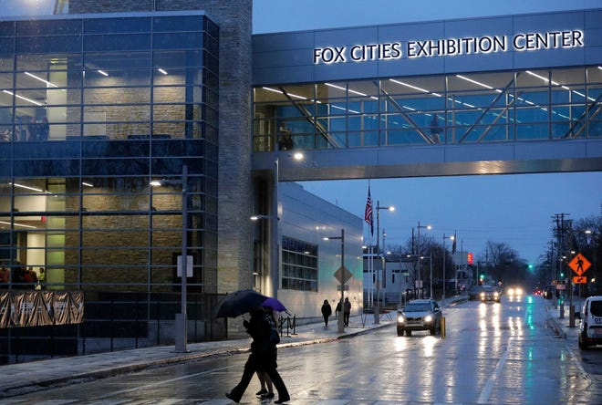 The Fox Cities Exhibition Center in Appleton has shut down temporarily because of the coronavirus pandemic.