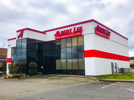 Albert Lee Appliance, an 80-year-old Seattle company, has opened on Silverdale Way.