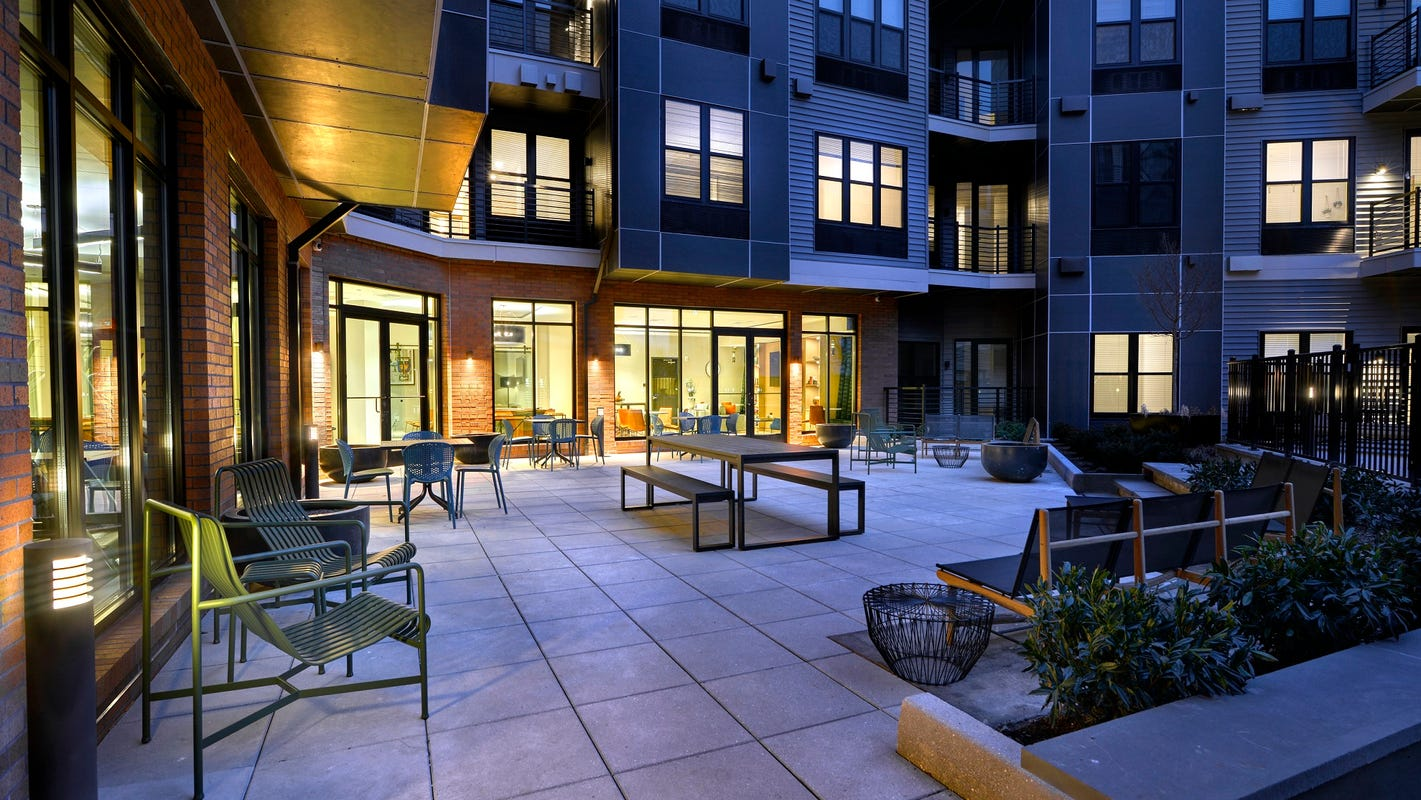 Luxury Apartments Near Nj Transit S Rahway Station Welcome Residents