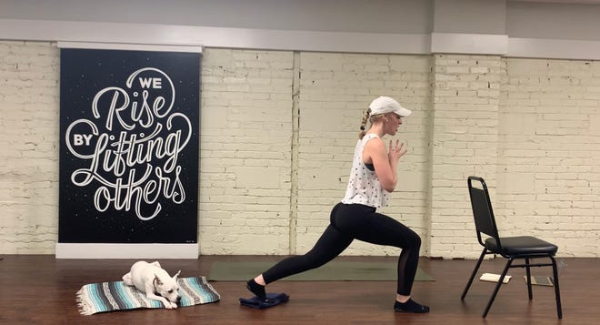 Upcycle at the Grant Building in Collingswood offers indoor cycling, as well as barre, yoga and high-intensity interval training.