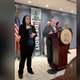 Detroit Mayor Mike Duggan speaks at a press conference on March 23, 2020.