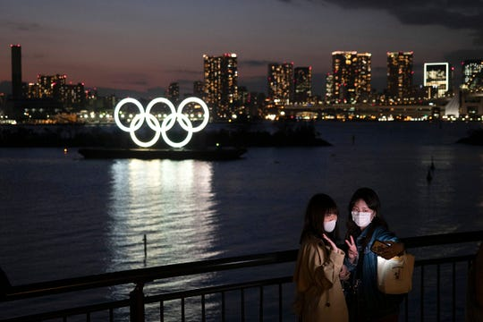 The Toyko Olympics scheduled to take place in late July appear further in doubt.