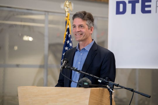 DTE Energy Co.'s executive chairman, Gerry Anderson