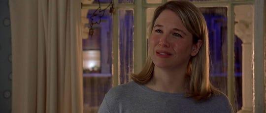 """Renée Zellweger in """"Bridget Jones's Diary."""""""