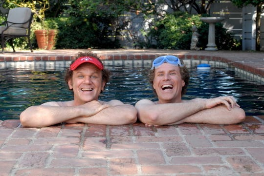 """John C. Reilly and Will Ferrell are """"Step Brothers."""""""