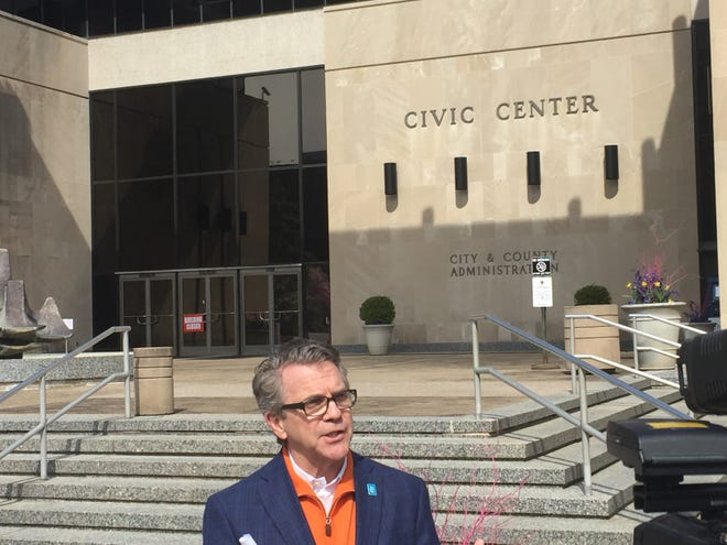 Evansville Mayor Lloyd Winnecke said Monday the State of Emergency declaration due to coronavirus is extended until April 24.