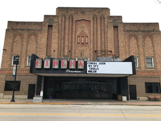 Downtown Fremont Inc. will be receiving a grant for improvements to Paramount Theatre.