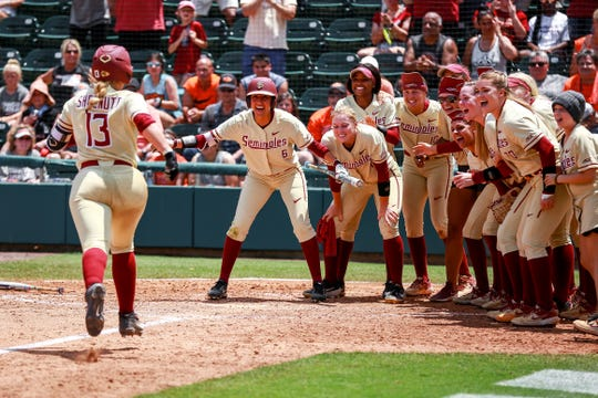 FSU softball was 17-7 before the abrupt end of the 2020 season.
