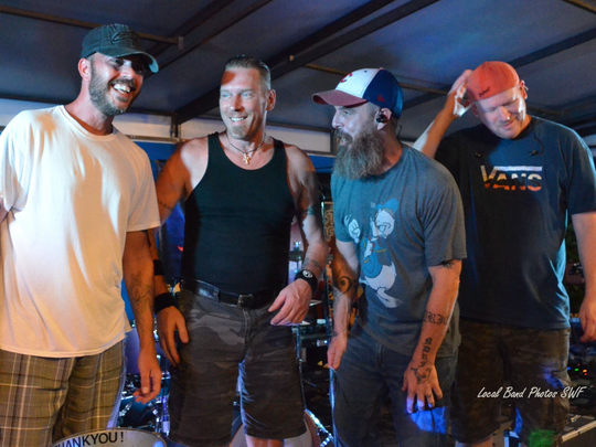 Fort Myers cover band Torched