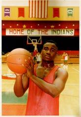 "Maurice ""Kojak"" Fuller was Indiana Mr. Basketball in 1993."