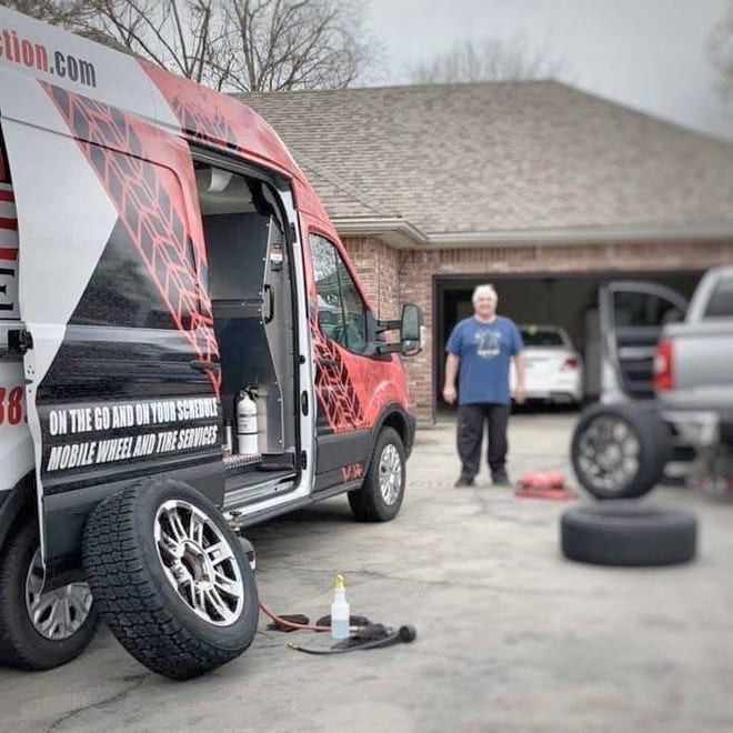 Tread Connection is waiving some of its fees for essential workers who need their vehicle's tires checked.