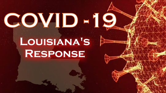 COVID-19: Louisiana's Response