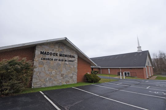 Maddox Memorial Church of God in Christ will be offering online services.