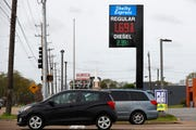 Gas prices have seen a dramatic dip over the last few weeks with crude oil stocks tumbling amid recession fears in the U.S. and around the world.