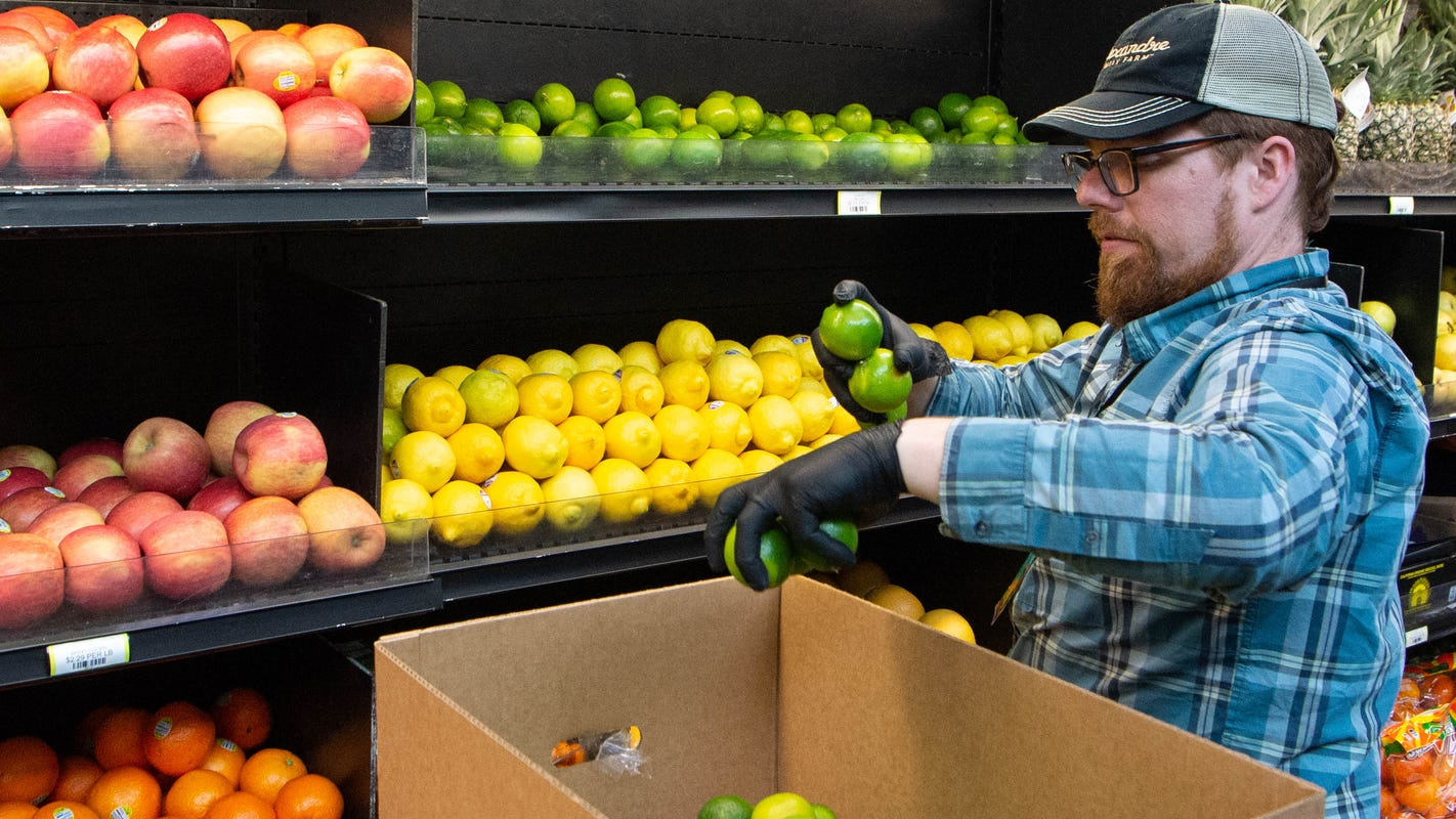 Trying to reduce grocery runs? Here's how to make your produce last longer