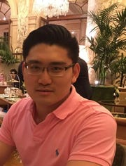 James Cai, the first New Jersey resident who tested positive with COVID-19, is home recovering.