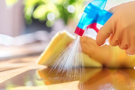 Revive the tradition of a really deep cleaning to usher in spring. Ramp up your routine with serious attention to details like lamp shades, switchplates, door handles and frames. A solid spring cleaning improves the air quality of your home and may improve your mood.