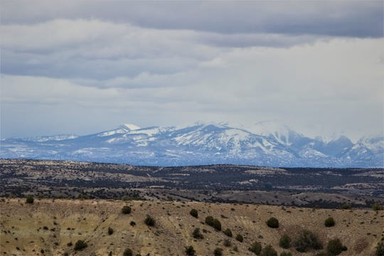 Even with a snowpack that is close to average, runoff from the mountains of southwest Colorado is expected to be a little less than normal this spring.