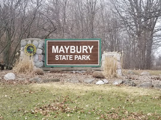 Maybury State Park is the former site of the Maybury Sanatorium, opened in 1922 for tuberculosis patients.