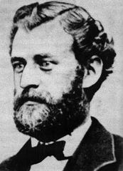 Schoolteacher Stephen Vernard of Fountain city was a man of strong morals. At one time he was involved in the Underground Railroad in Wayne County. Later as a lawman out west, he killed bad men.